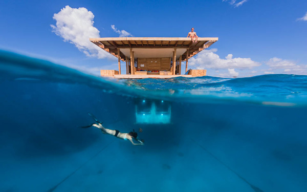 Photo of Zanzibar'da Sualtı Odası