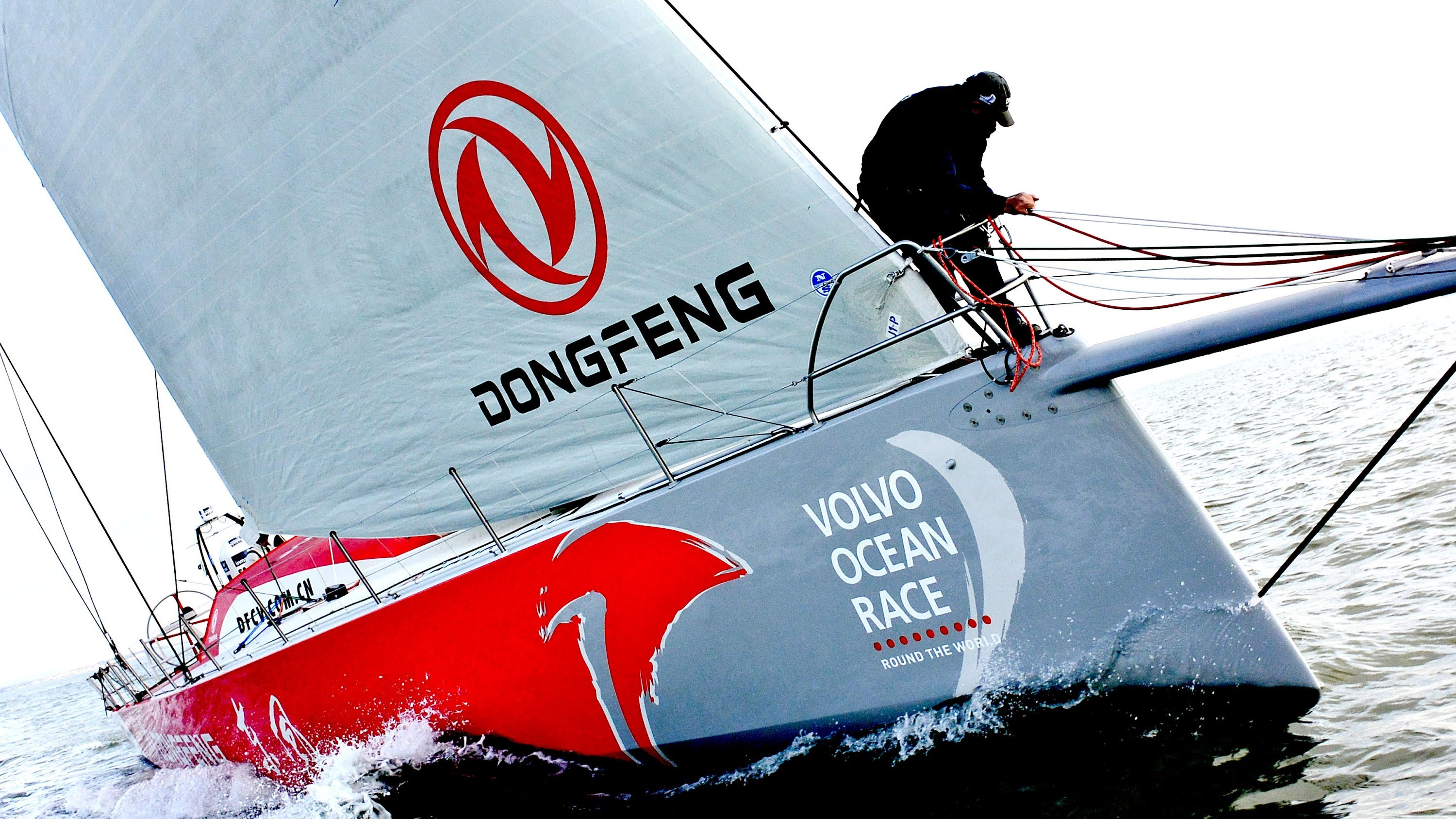 Photo of Video – Dongfeng Race Team ve Yeni Volvo Ocean 65