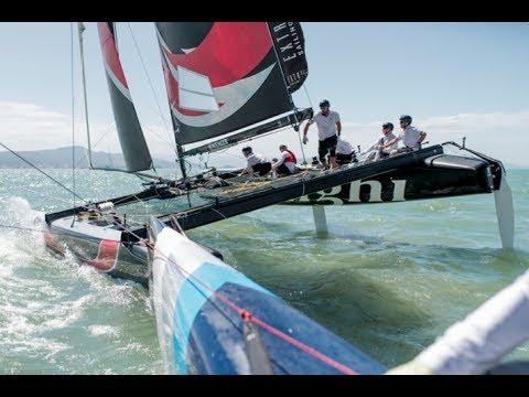 Photo of Extreme Sailing Series 2013'ün Ardından