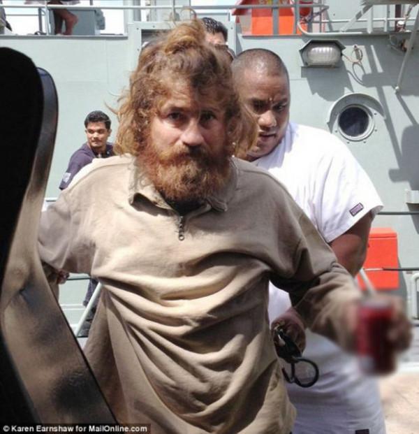 Photo of Robinson Crusoe gerçek oldu