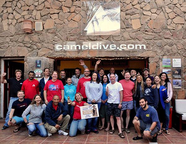Photo of Dünyanın en iyi dalış okulu: Sharm'da ki Camel Dive