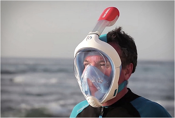 Photo of Easybreath, Yeni Nesil Snorkel
