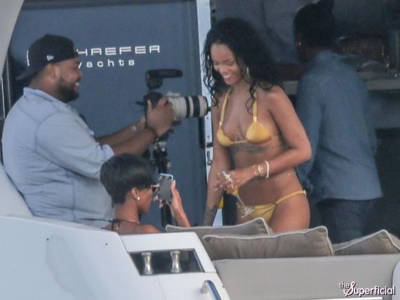 Photo of Rihanna Rio'da