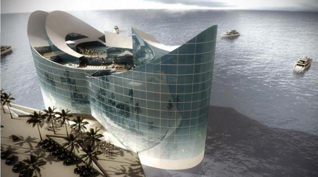 Photo of Katar, 2022 Dünya Kupası İçin Yüzer Oteller İnşa Edecek