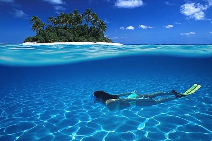 Photo of Dünyanın En Berrak Suları