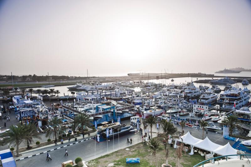 Photo of Dubai Boat Show 2014