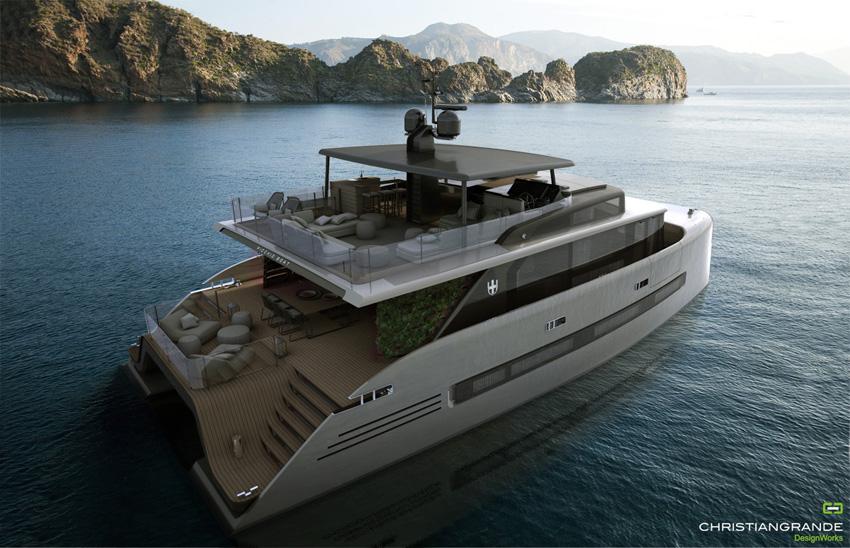 Photo of İtalyan Picchio Boat'tan Cam Tabanlı Yat