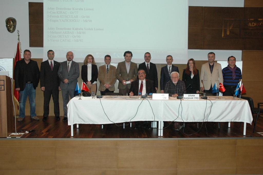 Photo of DEFAMED 49. Olağan Genel Kurul Toplantısı Yapıldı