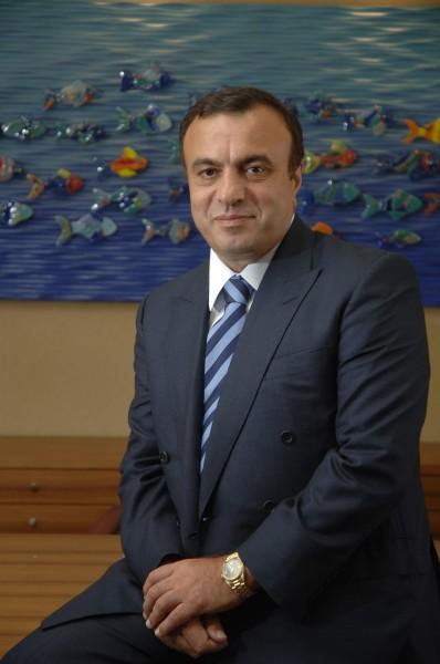 İstanbul Su Ürünleri ve Hayvansal Mamuller İhracatçıları Birliği Başkanı Ahmet Tuncay Sagun