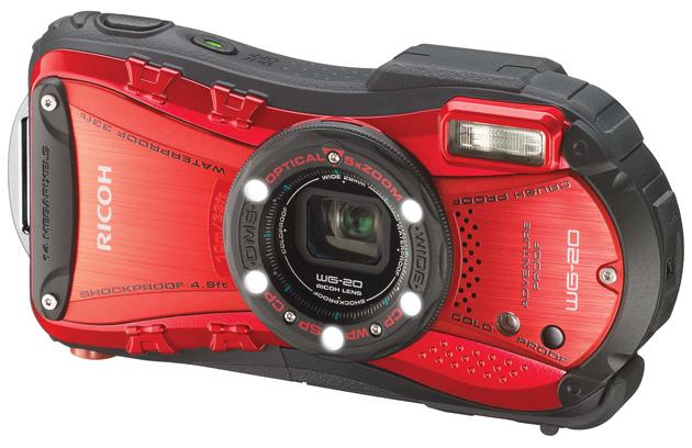 Photo of Pentax Ricoh WG-20