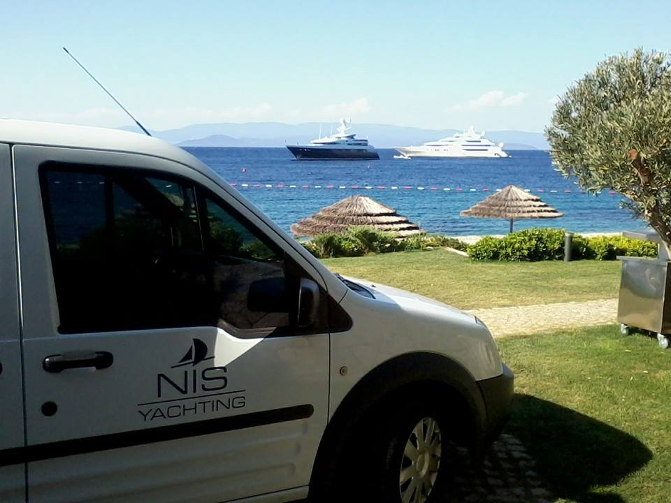 Photo of NIS Yatçılık Marine Concierge Hizmetleri ile Cennet Koy'da