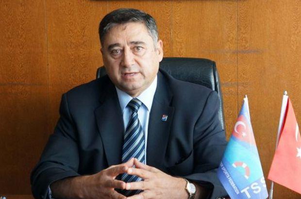 Photo of Sualtında başkan düştü