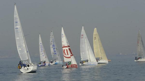 Photo of 10 Kasım Atatürk Kupası Yelken Yarışları yapıldı..