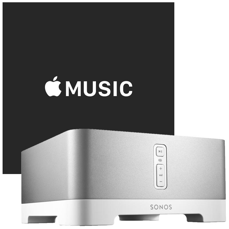 Photo of Apple Music Sonos hoparlörler üzerinden dinlenebilyor