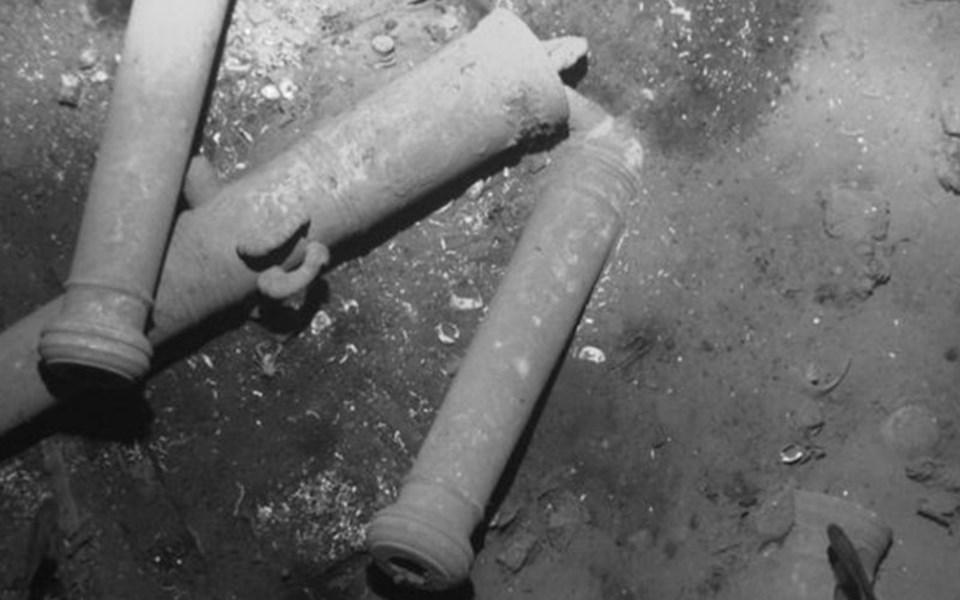 Photo of En az 3 milyar dolar değerindeki hazineyle Karayip Denizi'nde batan gemi bulundu