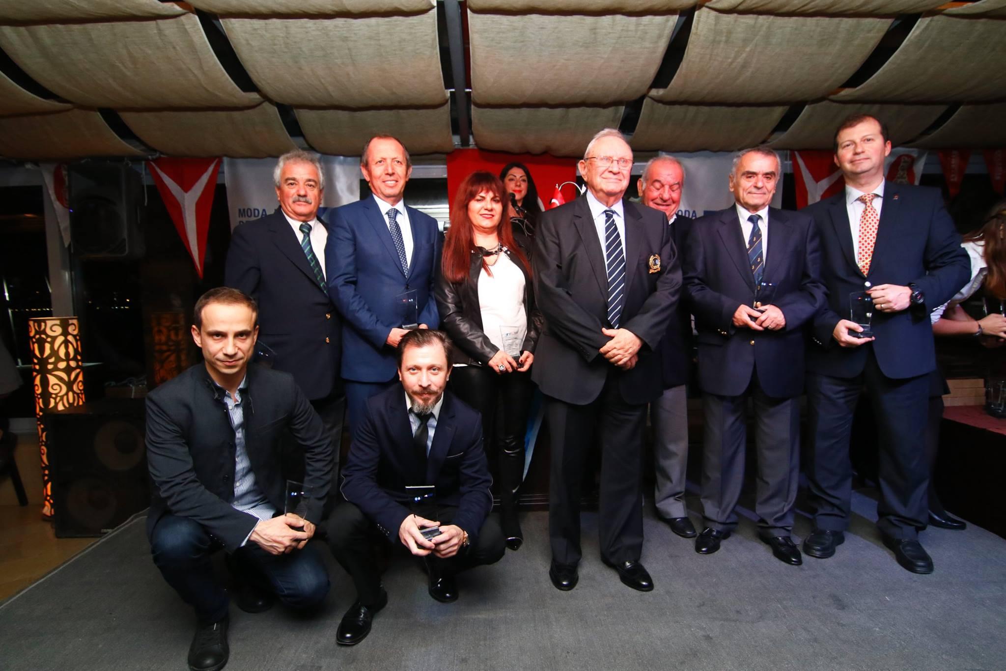 Photo of TAYK Sonbahar Kupası Ödülleri Verildi