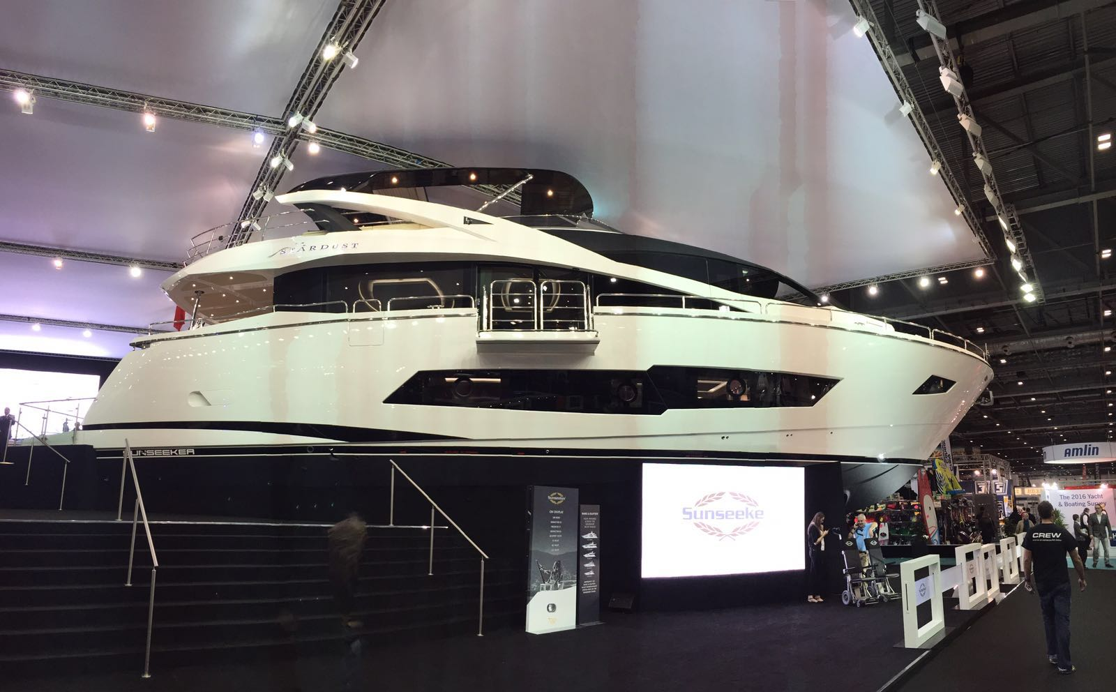 Photo of 62. Londra Boat Show'u Sizin İçin Gezdik