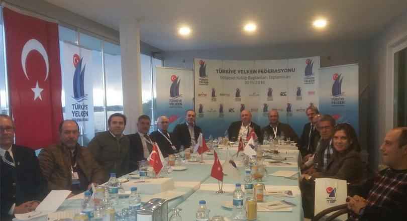 Photo of Başkanlar toplantılarının 3.'sü Adana'da yapıldı