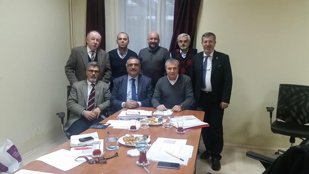 Photo of DEFAV 21. Dönem Yönetim Kurulu Görev Paylaşımı Gerçekleştirildi