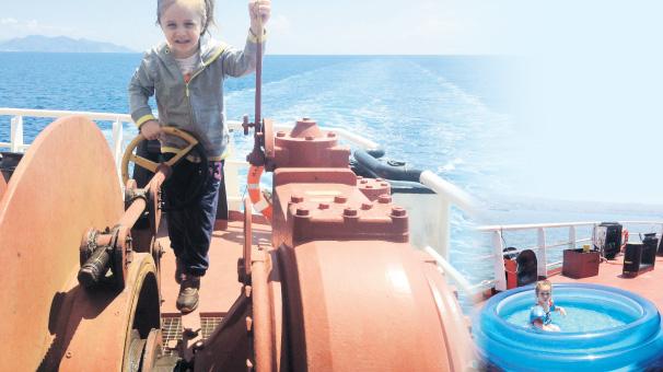 Photo of 4 yaşında, şimdiden 80 bin km yol yaptı