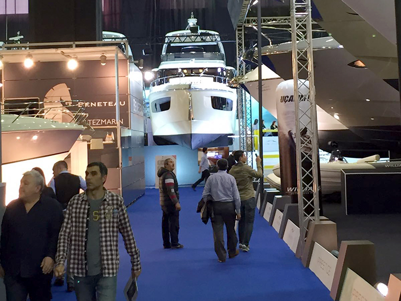 Photo of CNR Avrasya Boat Show Açıldı