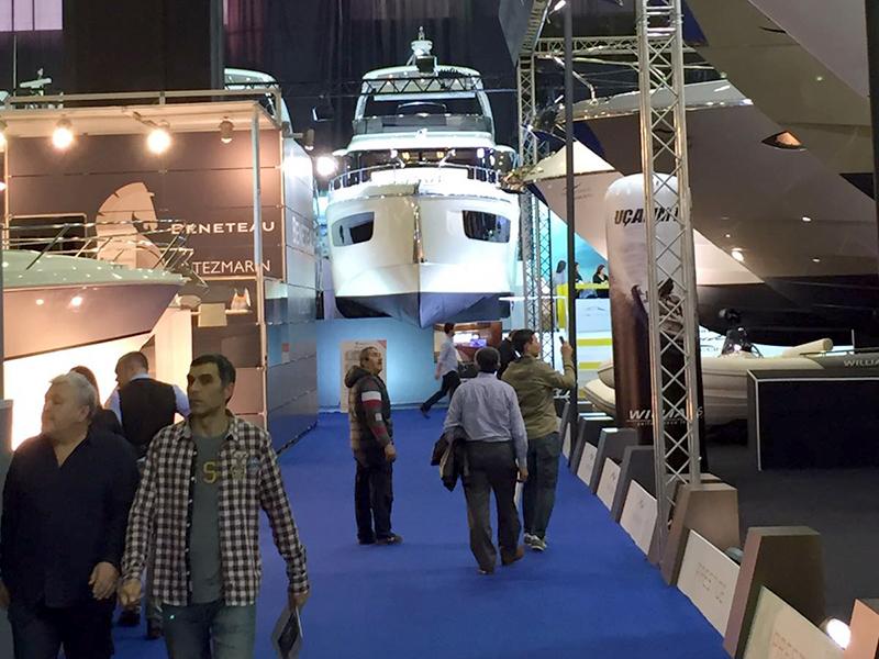 Photo of CNR Avrasya Boat Show Açıldı