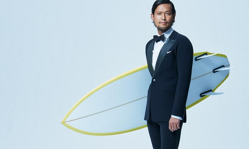 Photo of Sörf Kıyafetlerine Japon Dokunuşu