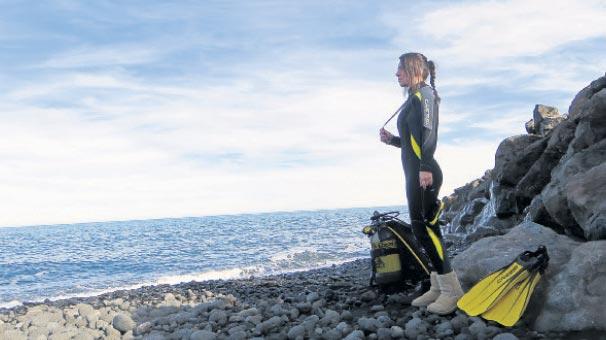 Photo of Trabzon'da Antarktika için antrenman