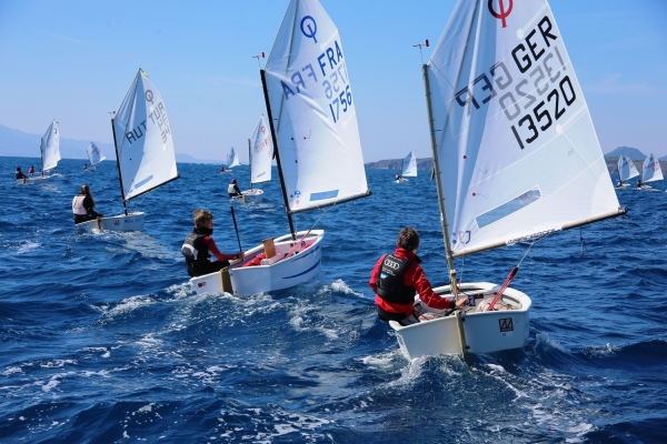 Photo of Bodrum International Optimist Regatta (BIOR) Başlıyor
