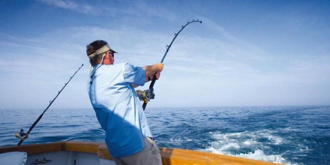 Seyirde Balık Tutmak
