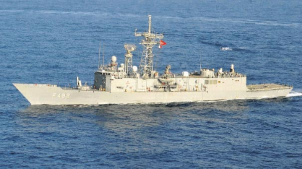Photo of TCG Gemlik okyanusa yenilmedi