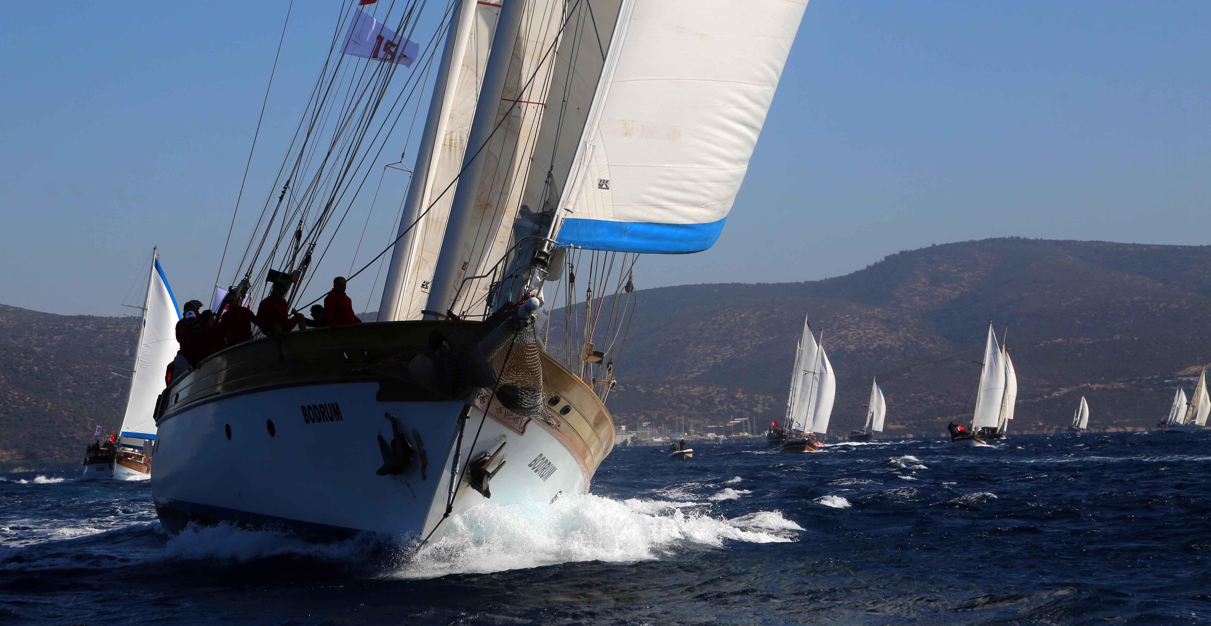 Photo of Bir Yarış, Bir Festival, Bir Destinasyon Rüzgarı: Bodrum Cup