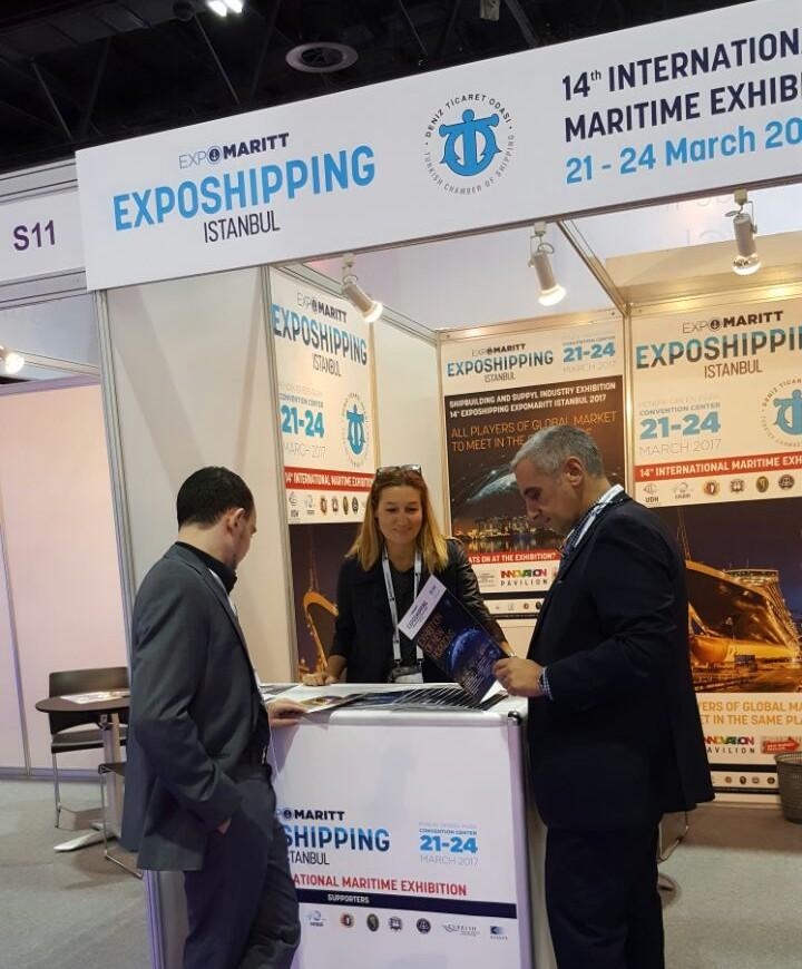 Photo of Exposhıppıng Expomaritt İstanbul Standı, Dubai'de Büyük İlgi Gördü