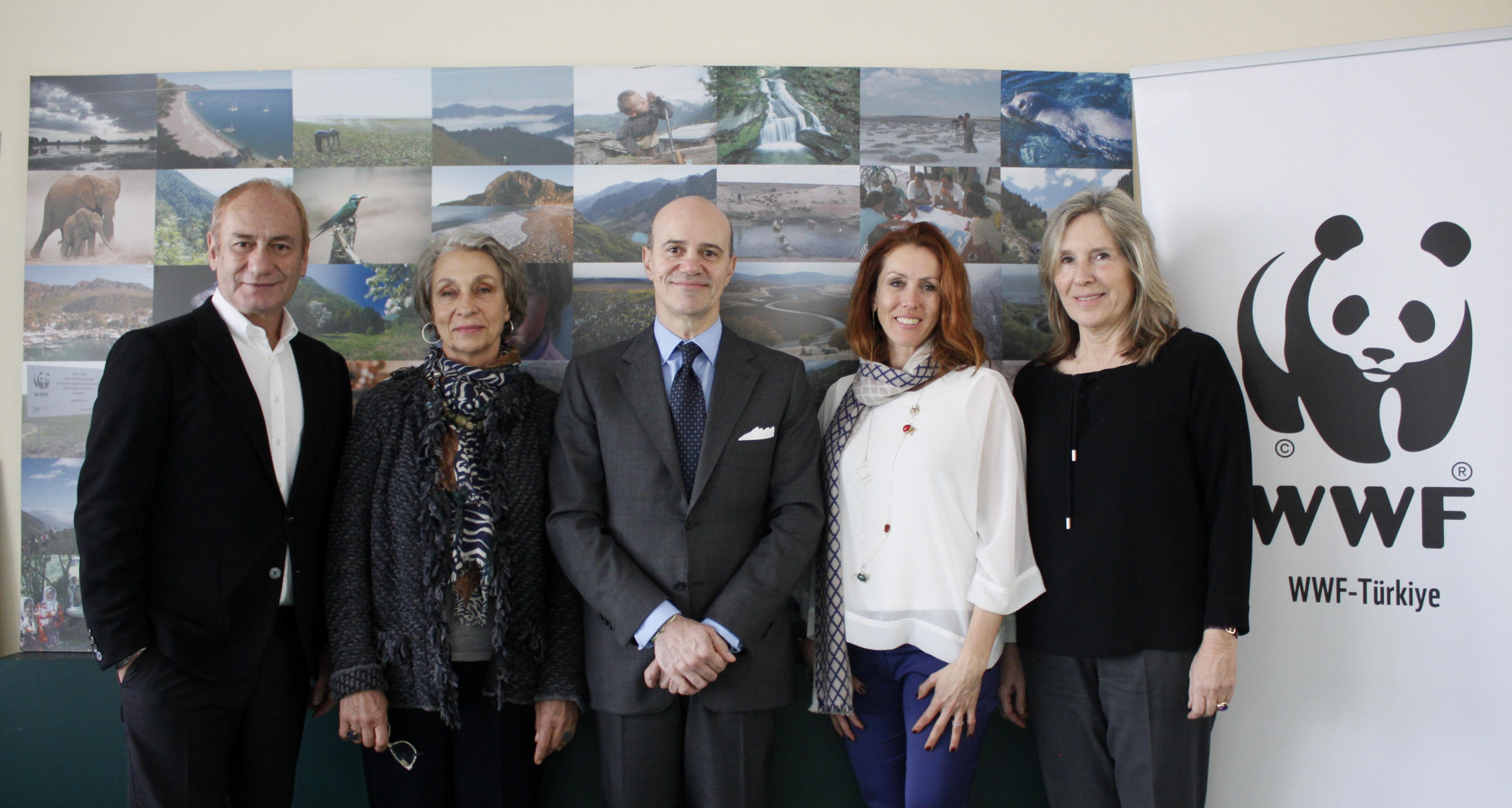Photo of WWF-Türkiye'de yeni bir dönem başlıyor