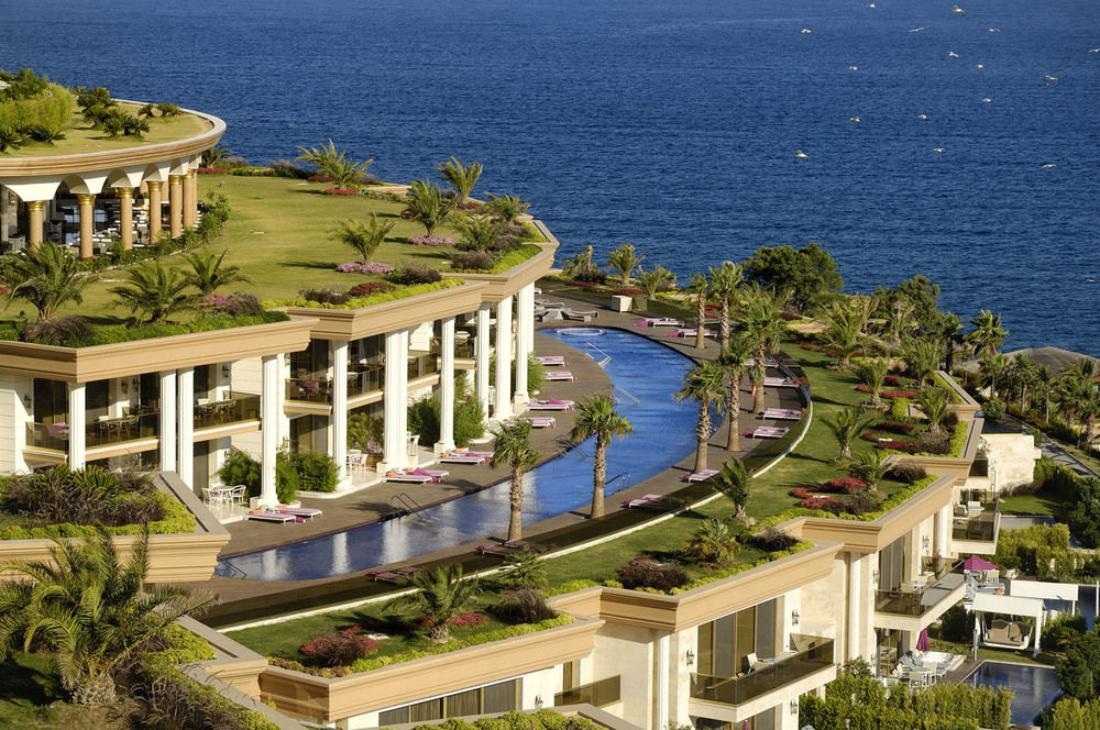 "Photo of ""Paramount The Bodrum"", Hollywood tarzıyla işletilecek"