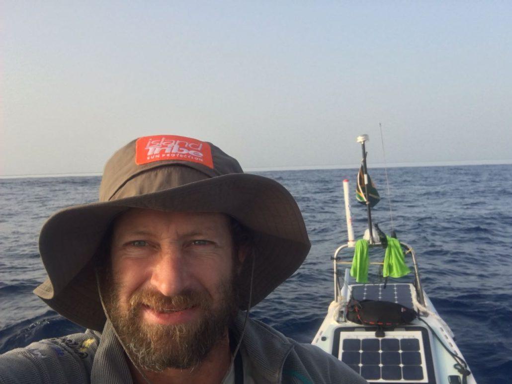 Photo of Kürekli tekneyle Atlas Okyanusu'nu geçti