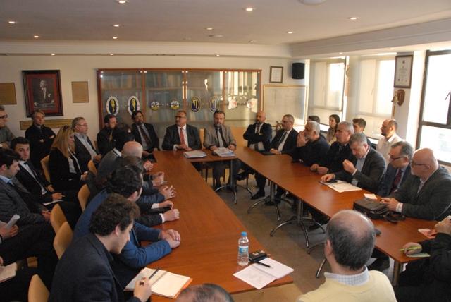 Photo of Türkiye Denizcilik Federasyonu Başkanlar Toplantısı