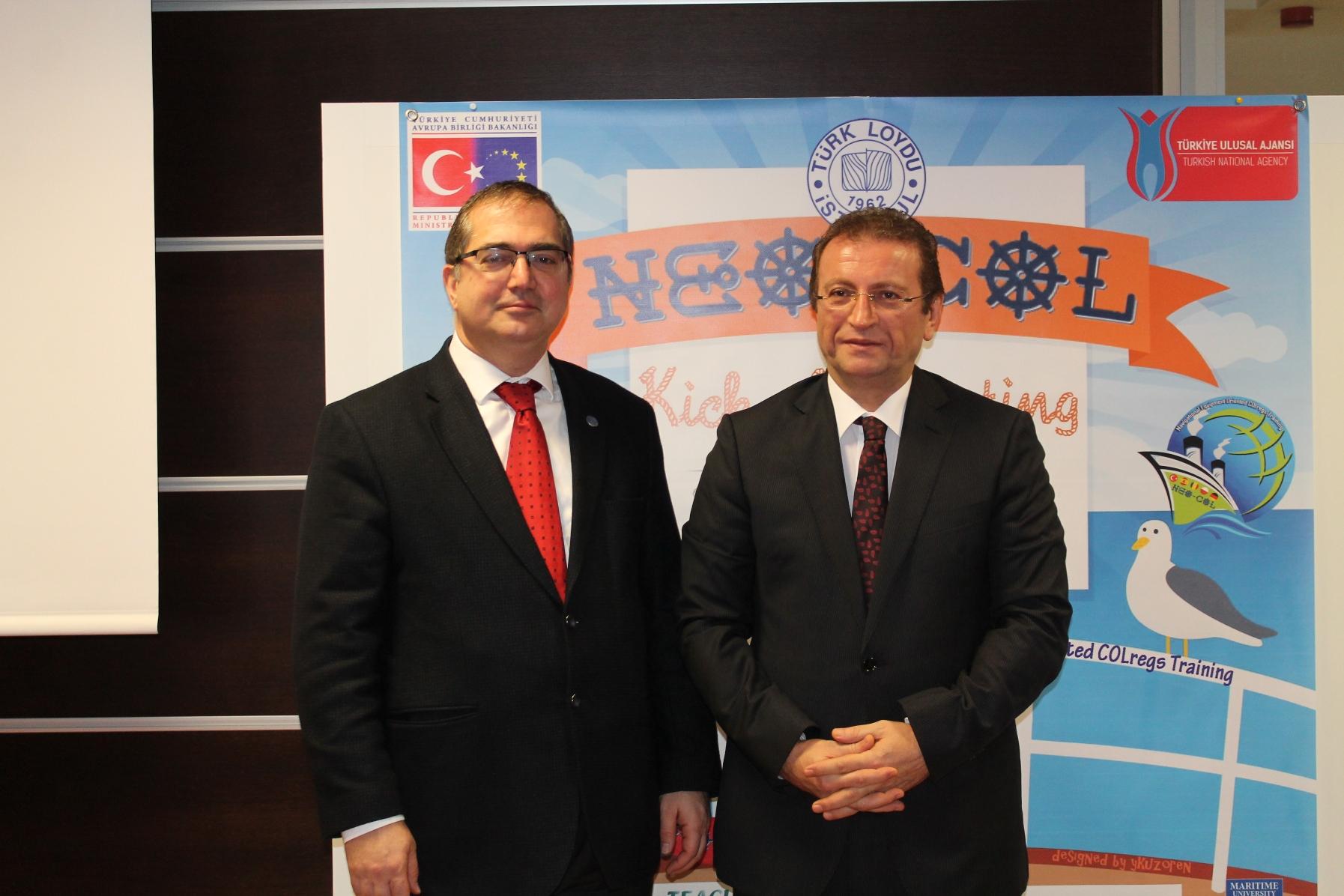 Photo of NEO-COL Projesinin Açılış Toplantısı Türk Loydu Evsahipliğinde Gerçekleşti