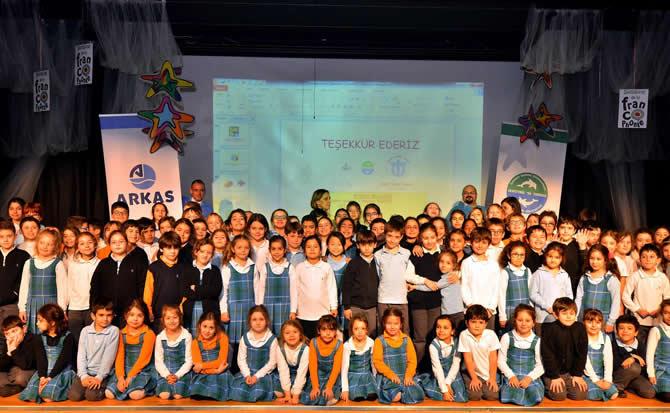 Photo of ARKAS ve TURMEPA işbirliği ile çocuklar denizi öğrenecek