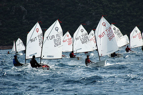 Photo of Uluslararası Optimist Regatta Yarışları