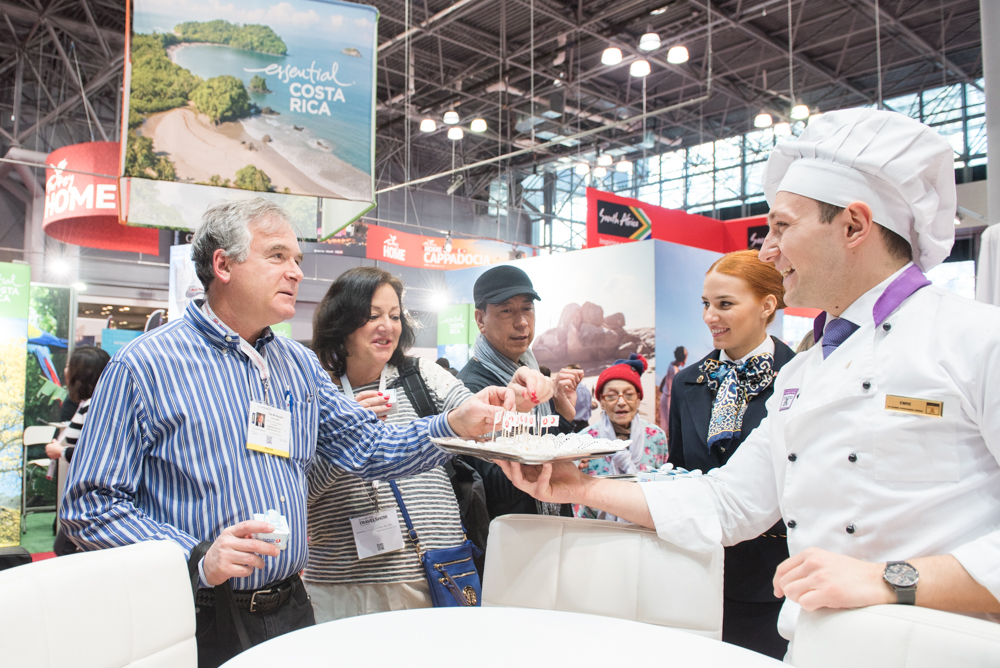 Photo of The New York Times Travel Show