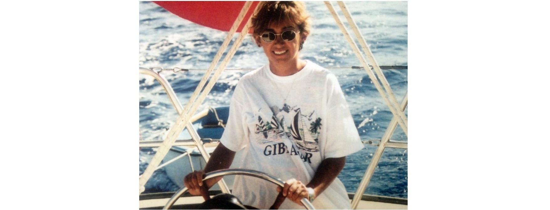 Photo of Okyanusta bir Türk Kızı: Hülya Leigh