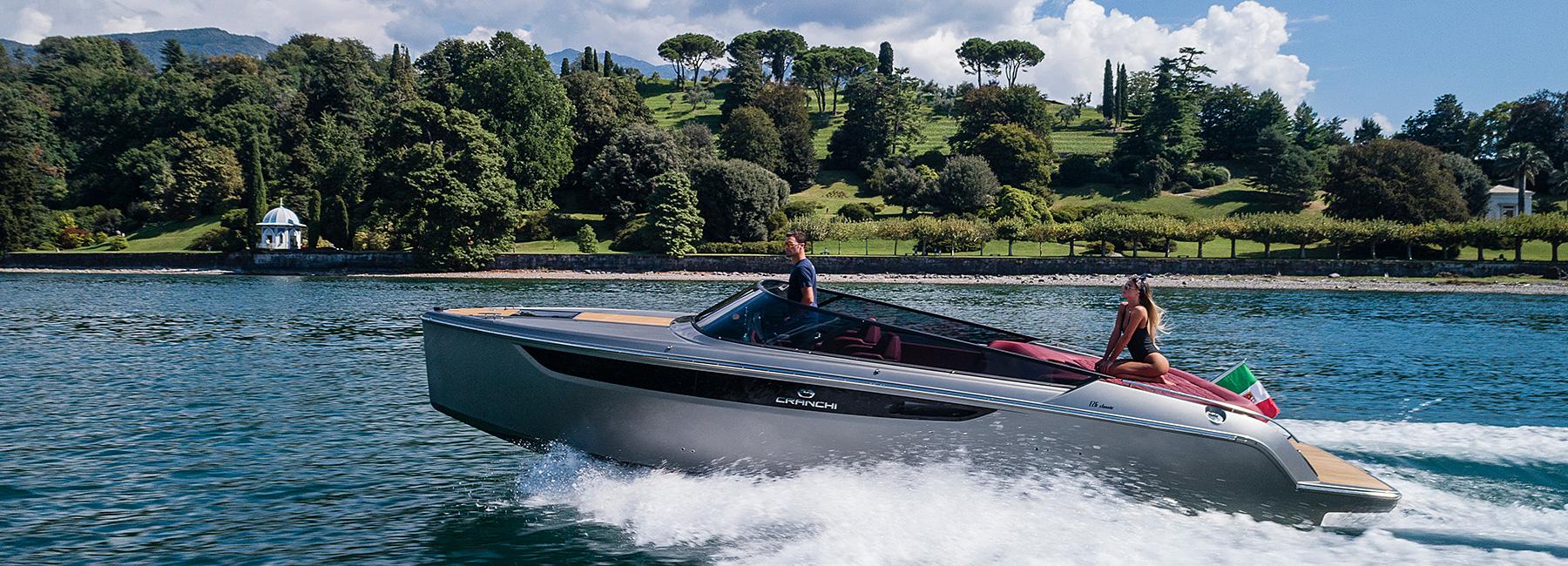 Photo of Cranchi'nin yeni üretimi E26 Classic: Eşsiz ve zamansız…