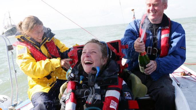 Photo of Engelli kadın denizci Hillary Lister, hayatını kaybetti.