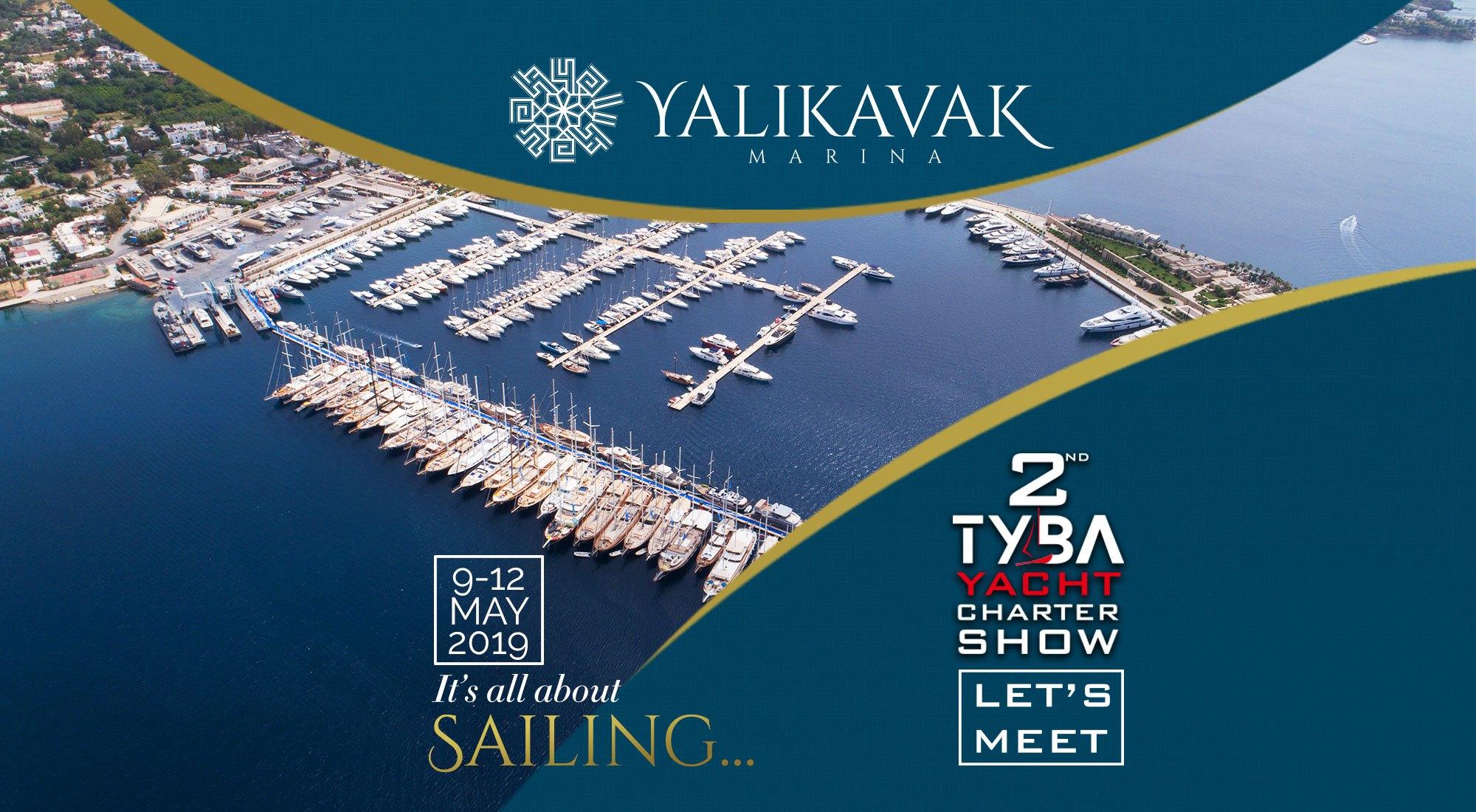Photo of 2. TYBA Yacht Charter Show takvimi açıklandı.