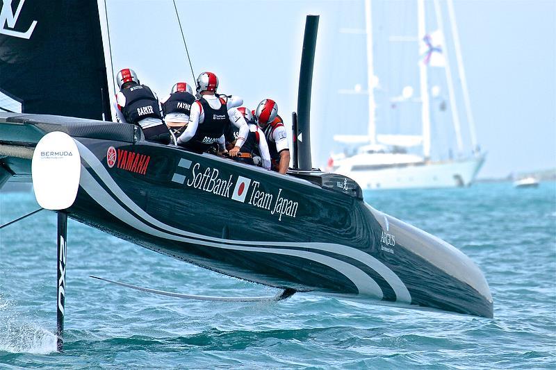 Photo of Bir düşten gerçeğe, yelkenciliğin evrimi: Sail GP
