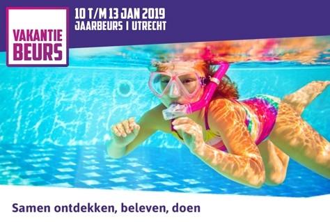 Photo of Vakantiebeurs 2019 Utrecht Turizm Fuarı başladı.