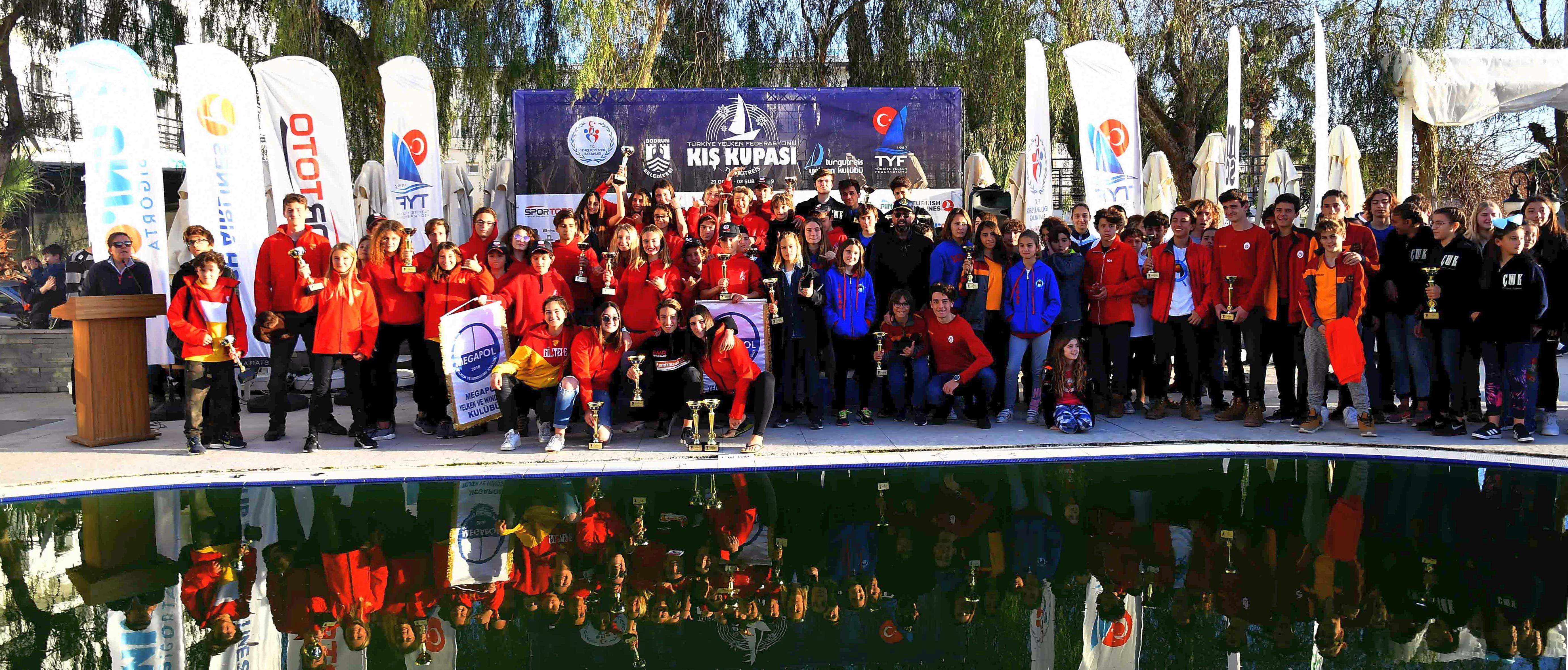 Photo of TYF Kış Kupası sona erdi