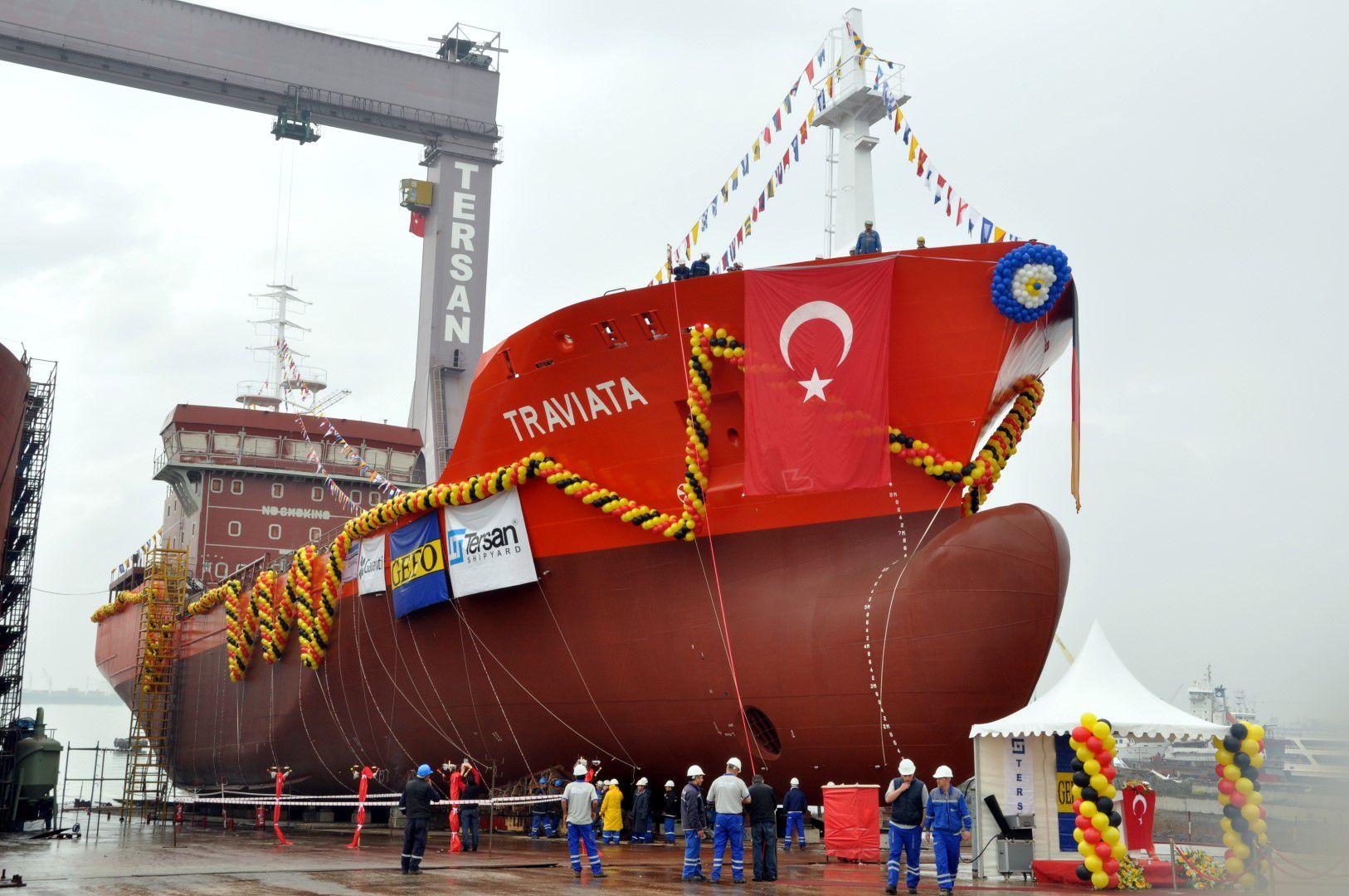 Photo of Gemi üretiminde Türkiye'nin payı yükseliyor