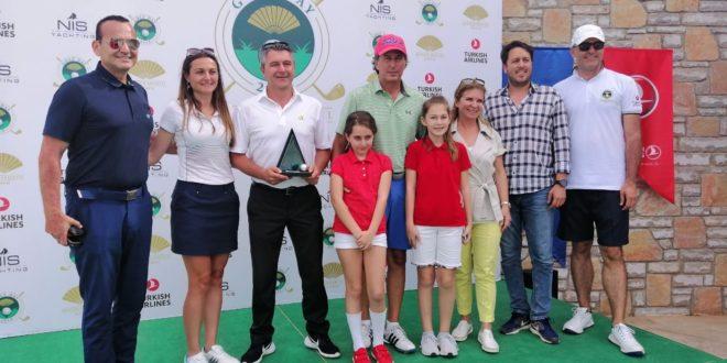 Nis Yatçılık; Bodrum Golf Day 2019 ana sponsorları arasında!